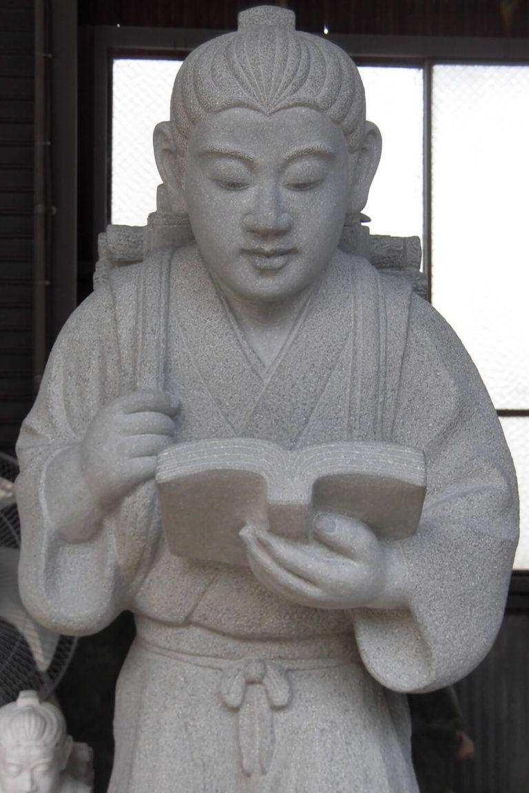 二宮金治郎像